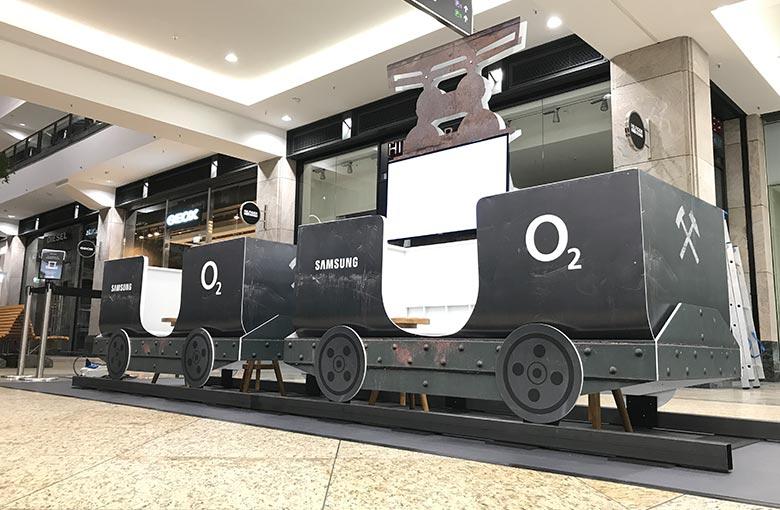 POS-Kreativ Wagon