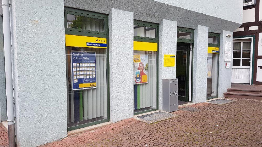 Neueröffnung Finanzberatung