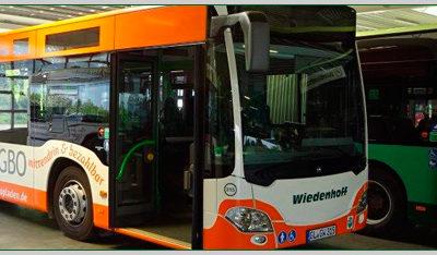 Buswerbung für die GBO [Wiedenhoff Dekoservice]