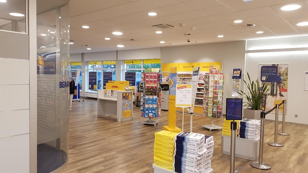 Postbank FIW-Neueröffnungen