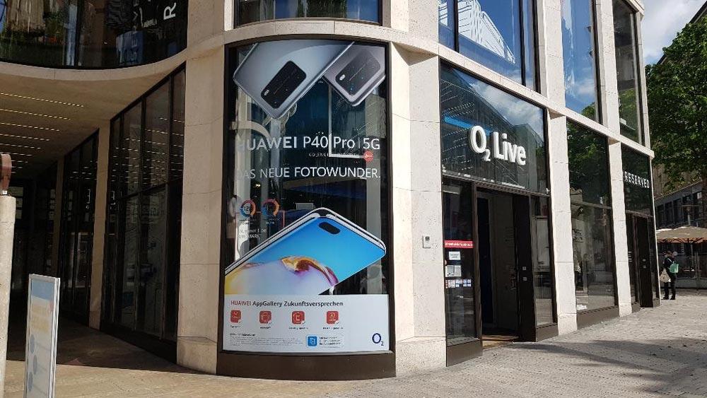O2 Shop of the Future Evolution