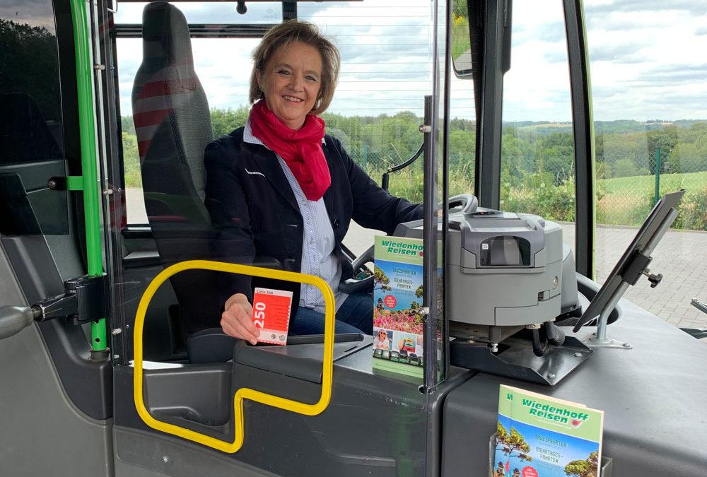 """Corona-Schutzscheiben für Busse """"Made in Solingen"""""""
