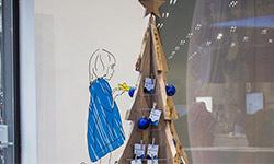 Merchandising Weihnachtsbaum