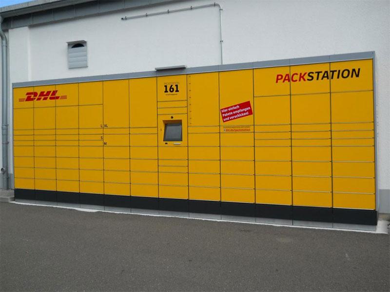 DHL – Mehr als 3.000 neue DHL Packstationen